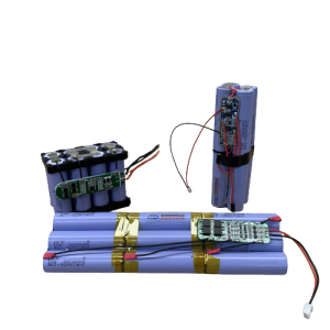 pacchi batterie al litio