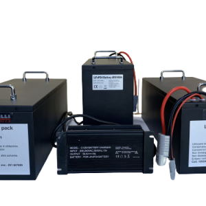 LiFePO4 - Battery Pack